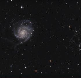M101 (Ursa Major) Widefield