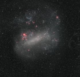 Large Magellanic Cloud (Dorado/Mensa)