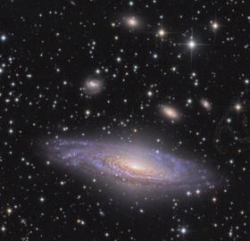NGC 7331 (Pegasus)