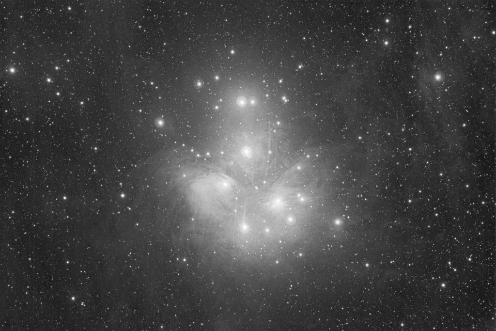 M45 black & white