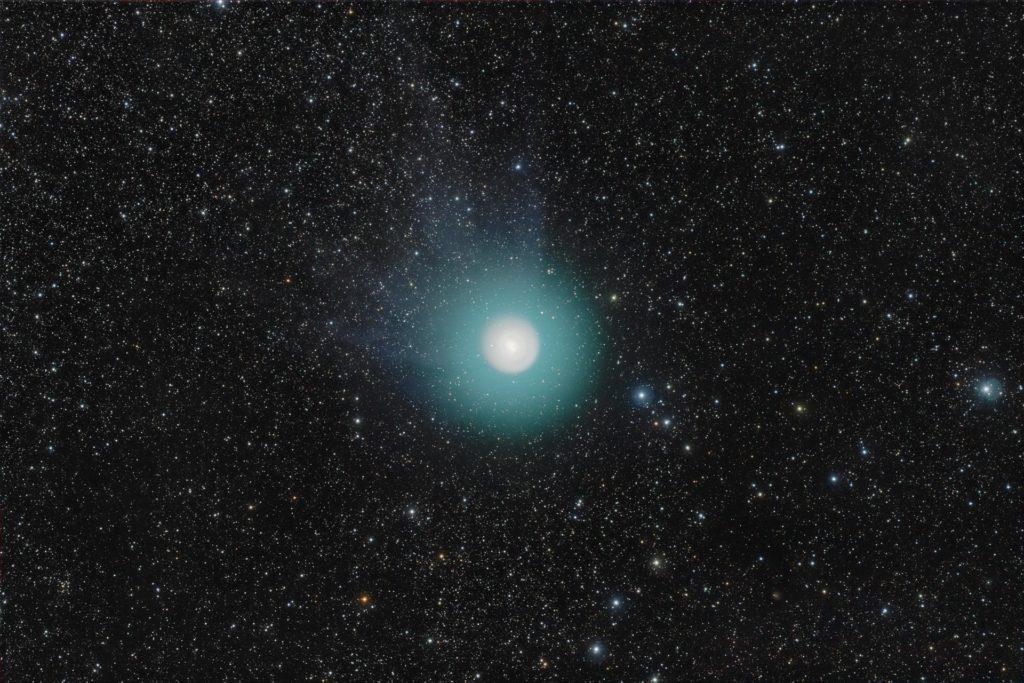 Comet 17P Holmes 2007-11-01