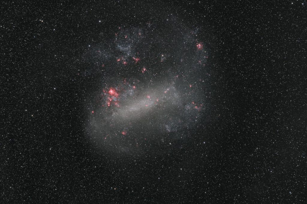 Large Magellanic Cloud (Dorado/Mensa)