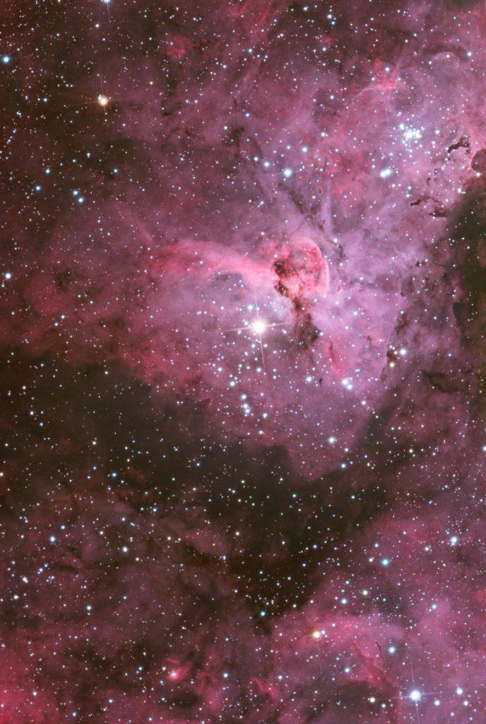 NGC 3372 (Carina)