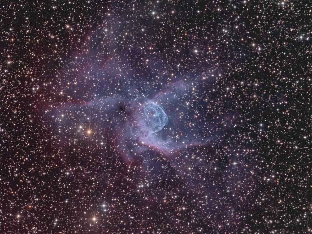 NGC 2359 (Canis Major)