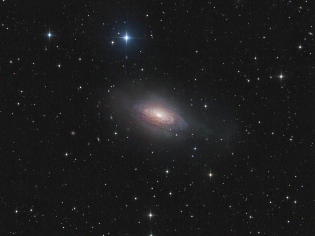 NGC 3521 (Leo)
