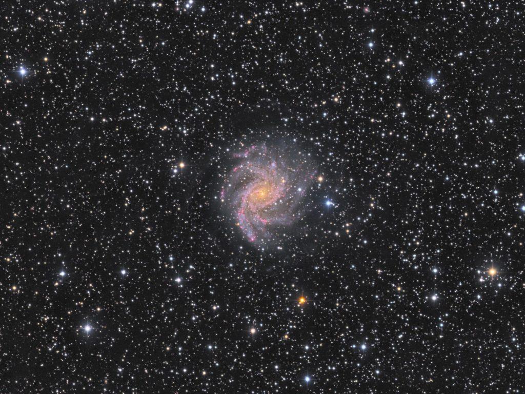 NGC 6946 (Cepheus) Widefield