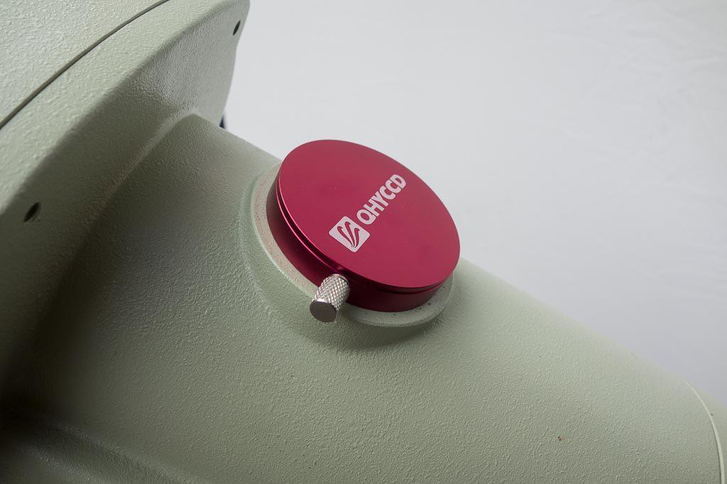 EM400 Polsucher und PoleMaster-Adapter mit Schutzdeckel
